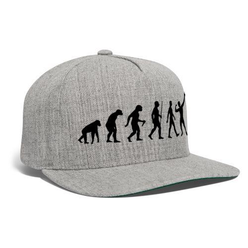 Evolution of Zyzz - Snapback Baseball Cap