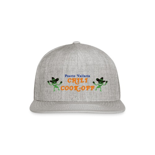 Original Cook-Off Logo - Snap-back Baseball Cap