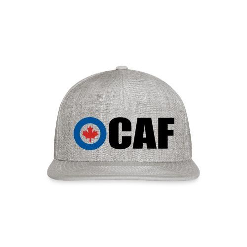 Canadian Air Force - Snap-back Baseball Cap