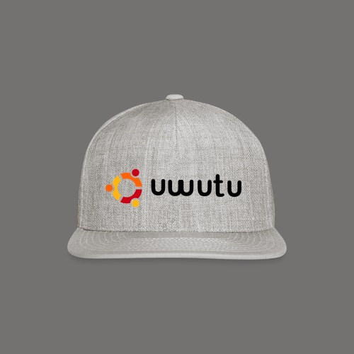 UWUTU - Snap-back Baseball Cap