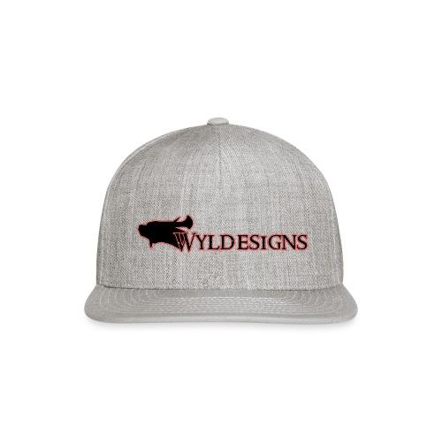 Wyldesigns Logo - Snapback Baseball Cap