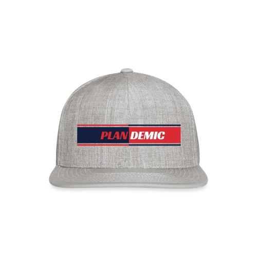 PLANdemic - Snapback Baseball Cap