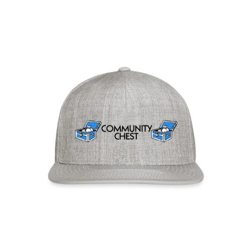 Community Chest - Snapback Baseball Cap