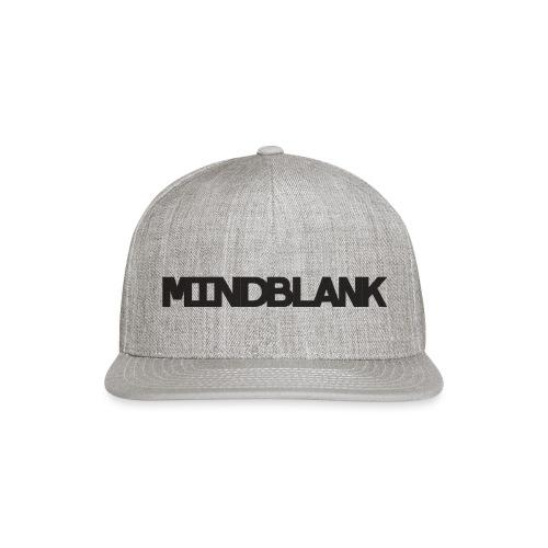 Mind Blank Sports - Snap-back Baseball Cap