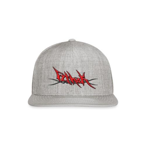 Blayde Logo (Red) - Snap-back Baseball Cap