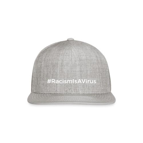 Hashtag Wht - Snapback Baseball Cap