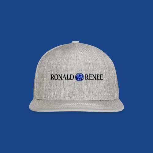 RONALD RENEE BIG - Snap-back Baseball Cap