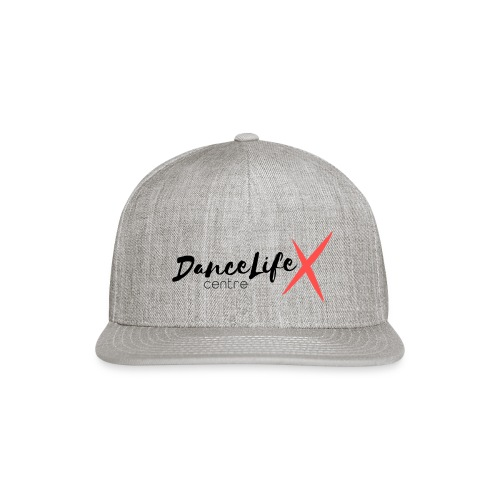 DL-Logo-Master - Snap-back Baseball Cap