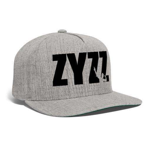 Zyzz text - Snapback Baseball Cap