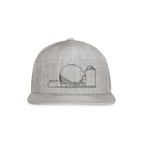 Planetarium Berlin - Snapback Baseball Cap