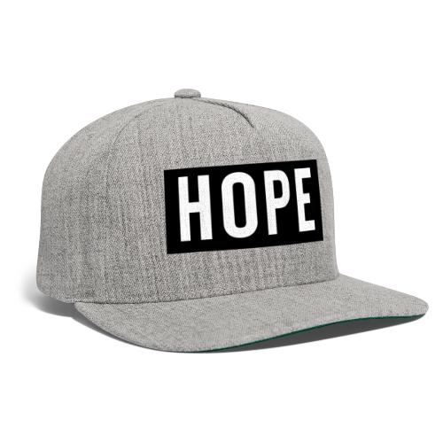 HOPE - Snapback Baseball Cap