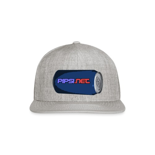 pipsi3 png - Snapback Baseball Cap