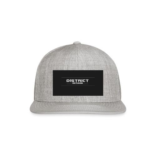 District apparel - Snapback Baseball Cap