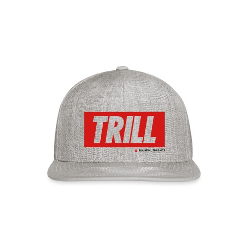 trill red iphone - Snap-back Baseball Cap