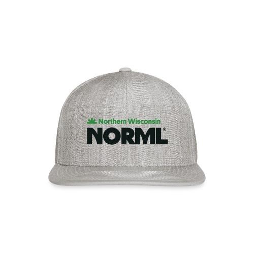 Northern Wisconsin NORML - Snapback Baseball Cap