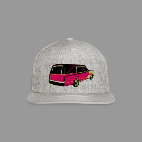 Hearse - Snap-back Baseball Cap