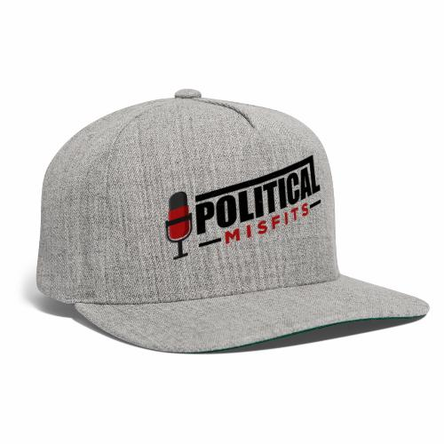 Political Misfits Basic - Snapback Baseball Cap