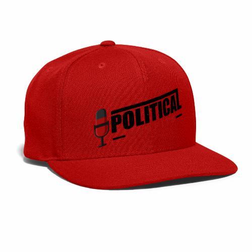 Political Misfits Basic - Snap-back Baseball Cap