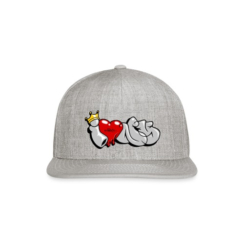 Phame - NYG Design - Throwie - Snap-back Baseball Cap