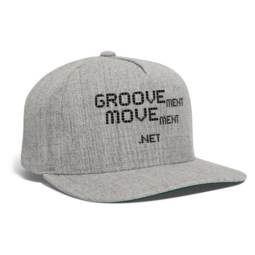GROOVEment MOVEment 3 - Snapback Baseball Cap