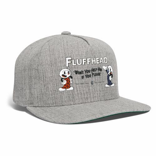 Fulffhead - Snapback Baseball Cap