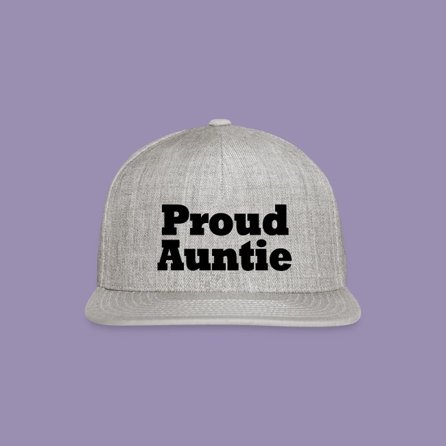 Proud Auntie
