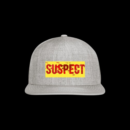 SUSPECT - Snap-back Baseball Cap