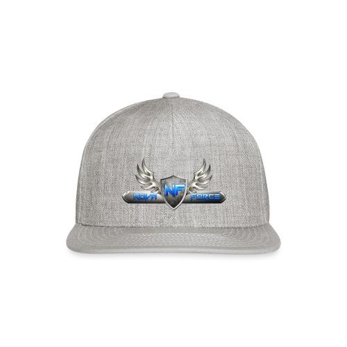 Nova Force Logo - Snapback Baseball Cap