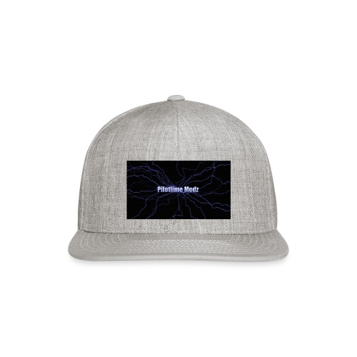 backgrounder - Snapback Baseball Cap