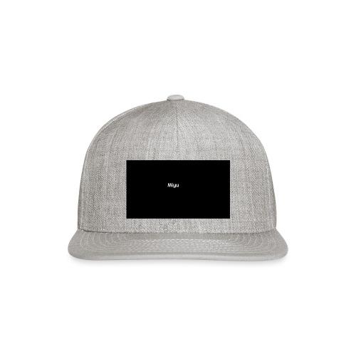 Miyu - Snapback Baseball Cap