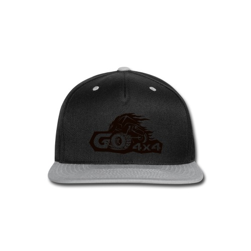 Go 4x4 Shop - Snap-back Baseball Cap