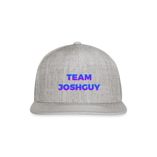Team JoshGuy - Snapback Baseball Cap