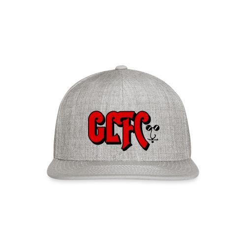 Geddy Lee Fan Club Logo - Snapback Baseball Cap