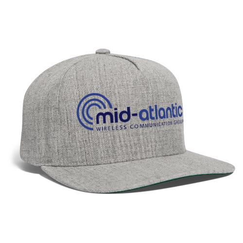 Mid Atlantic Wireless logo - Snapback Baseball Cap