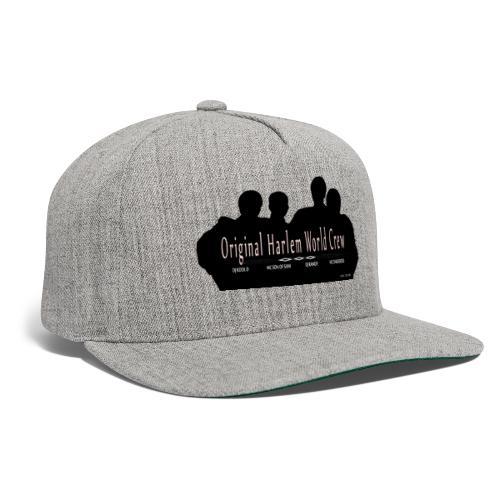 Harlem World Crew the4 - Snapback Baseball Cap