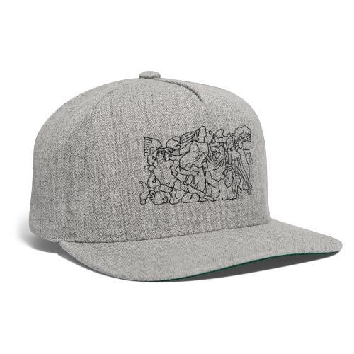 Pergamon Altar Berlin - Snapback Baseball Cap