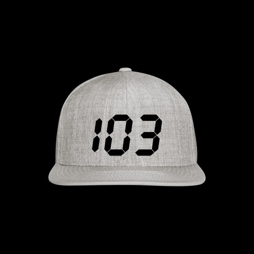 perfect 103 - Snap-back Baseball Cap