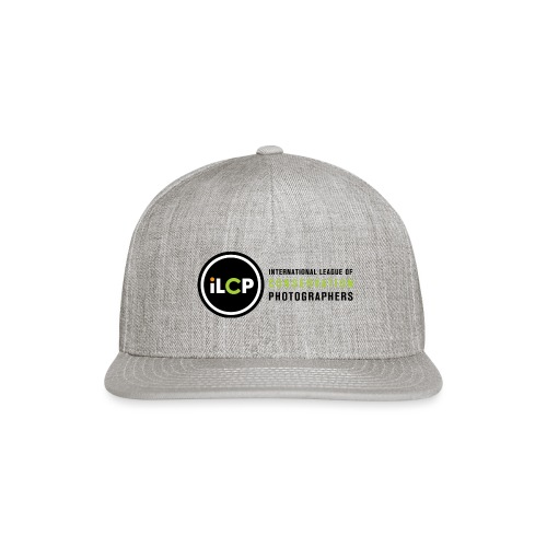 iLCP logo horizontal RGB png - Snap-back Baseball Cap