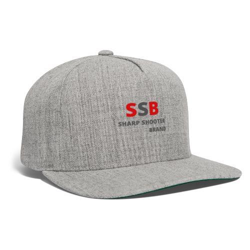 SHARP SHOOTER BRAND 2 - Snapback Baseball Cap