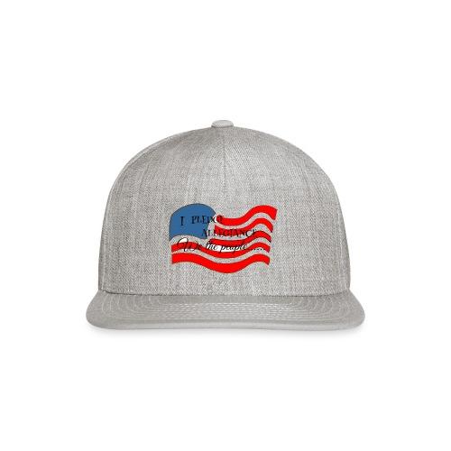 We the people - Snapback Baseball Cap