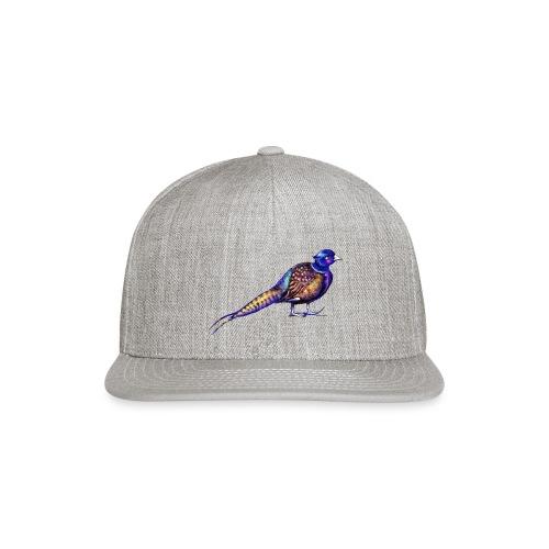 Pheasant - Snapback Baseball Cap