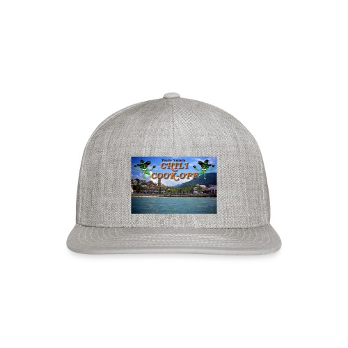 Puerto Vallarta From the Sea - Snap-back Baseball Cap