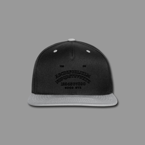 Talking Board - Snap-back Baseball Cap
