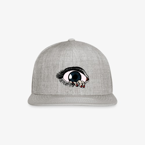 eye - Snap-back Baseball Cap
