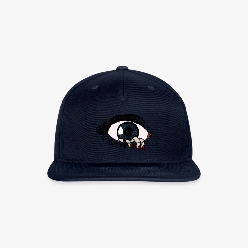 eye - Snapback Baseball Cap