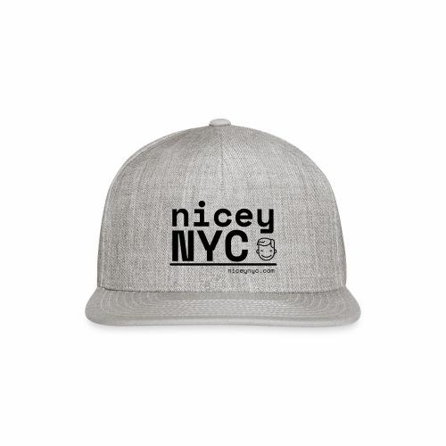 NiceyNYC Swag - Snap-back Baseball Cap