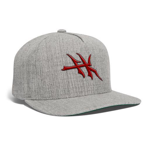 Blayde Symbol (Red) - Snapback Baseball Cap