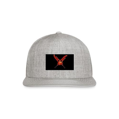 Hipixel Warlords Cross-Swords - Snapback Baseball Cap