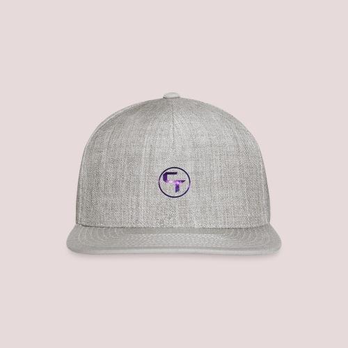 CamTremblay Official Logo - Snap-back Baseball Cap