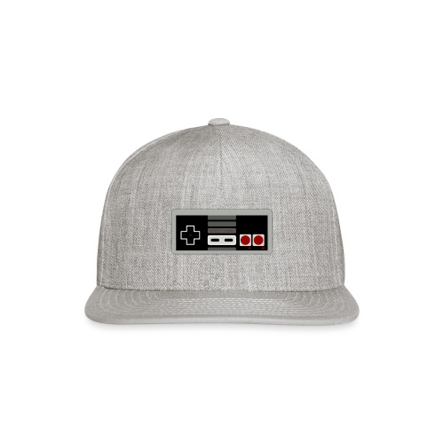 Retro Gaming Controller - Snapback Baseball Cap